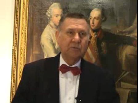 Juhos László a reális zöldek elnöke 2008-ban a mezőgazdaságról