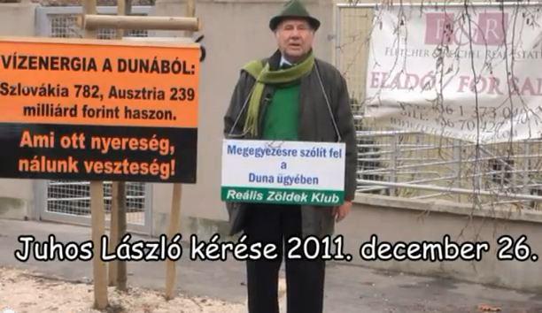 Juhos László kérése Rogán Antalhoz