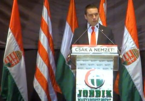 Vona Gábor beszéde vágatlanul – 2012.01.28.