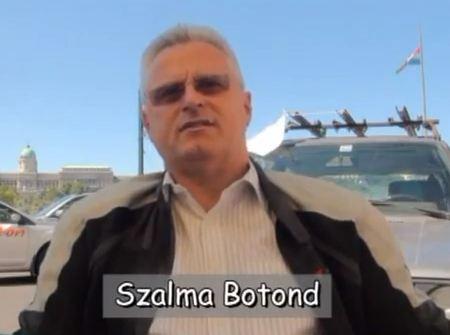 Interjú Szalma Botonddal