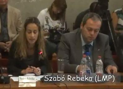 Szabó Rebeka, LMP képviselő visszamocsarasítaná az Alföldet?