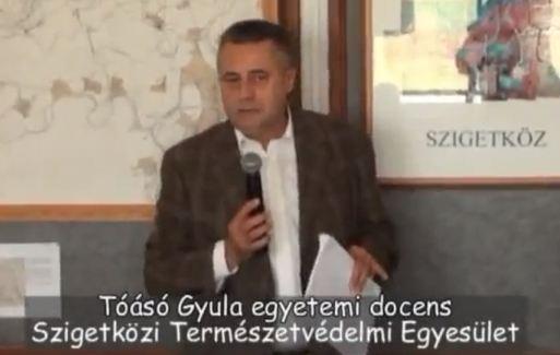 Tóásó Gyula előadása, kiegészítve Paulus filmjéből