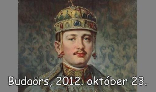 Emlékezés Magyarország utolsó királyára (IV. Károly)