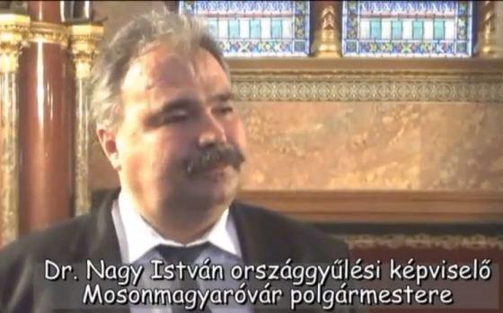 A vitának nincs vége! Kormányozni kell a Duna vizét, állítja Dr. Nagy István Mosonmagyaróvár fideszes polgármestere