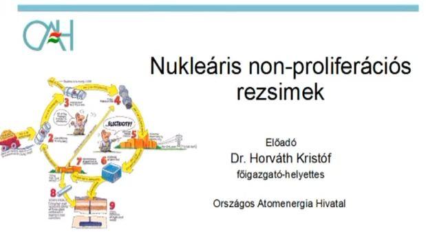 Nukleáris non-proliferációs rezsimek