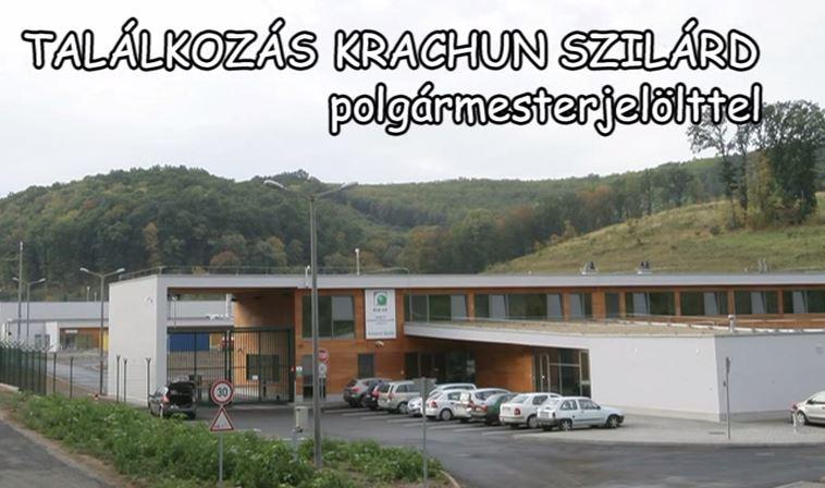 Krachun Szilárd polgármestejelölt