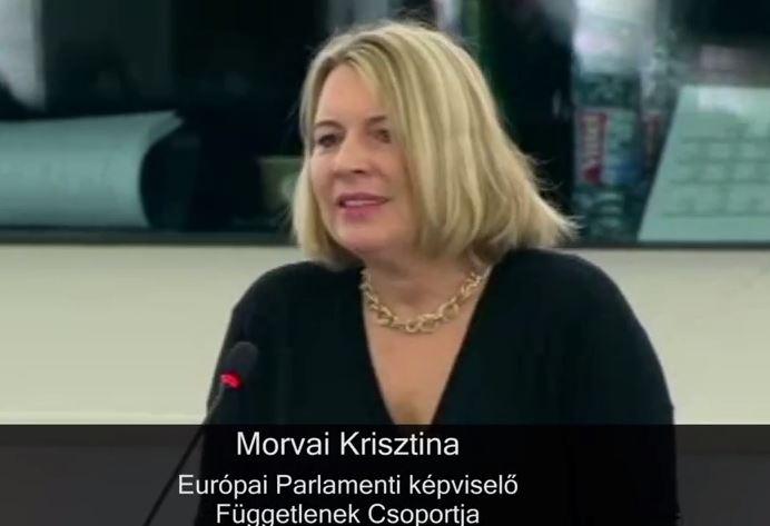 Háborút akarnak? Morvai beolvasott az EU soros elnökének