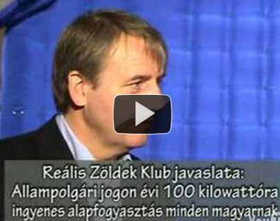 Juhos László kérdezi Dr. Kövesdi Zoltánt