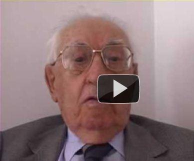 Mosonyi Emil akadémikus professzor üzenete