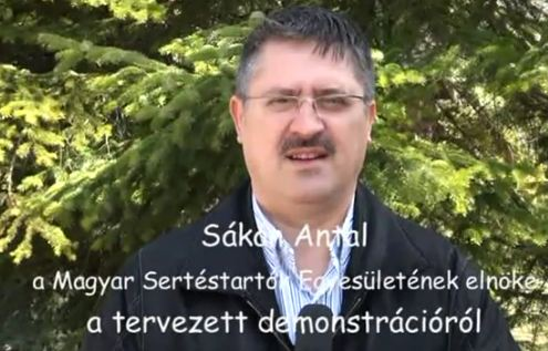 Interjú Sákán Antallal